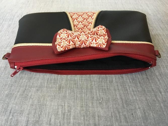 Makerist - Pochette Ninie - Créations de couture - 3