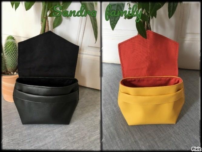 Makerist - Trousse Sandra, #1 & #2 - Créations de couture - 2