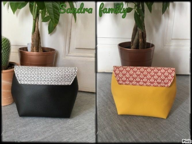 Makerist - Trousse Sandra, #1 & #2 - Créations de couture - 3