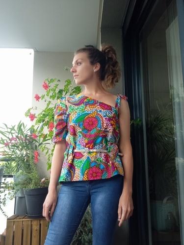 Makerist - Blouse Atypique - Créations de couture - 1