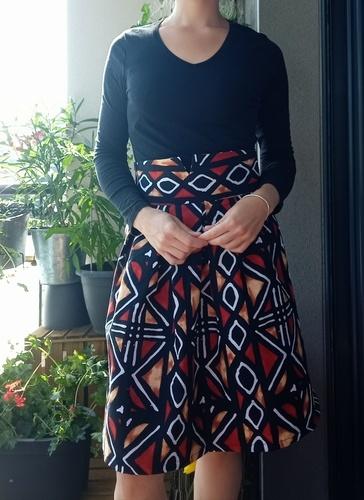 Makerist - Jupe l'Elegante - Créations de couture - 1