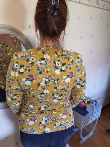 Makerist - Un tee shirt Madame Liese en jesrsey coton  - Créations de couture - 2