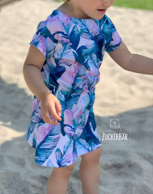 Makerist - Beach Dress - Süßes Strandkleid  - 1
