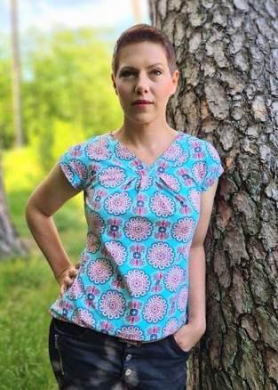 """Makerist - Shirt """"Piper"""" von Safilou - 1"""