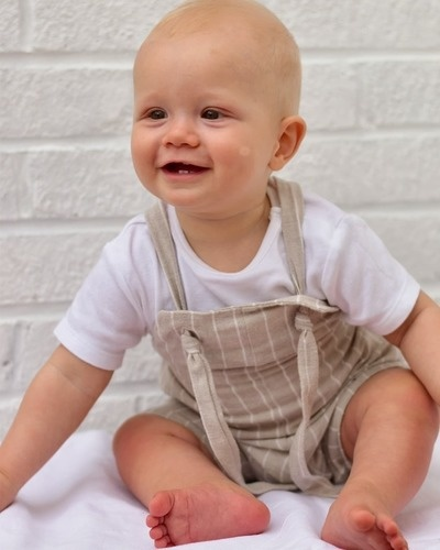 Makerist - Baby Dungarees by North Patterns - Sewing Showcase - 1