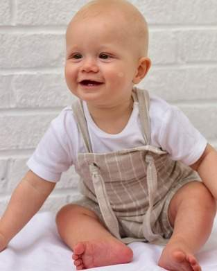 Makerist - Baby Dungarees by North Patterns - 1
