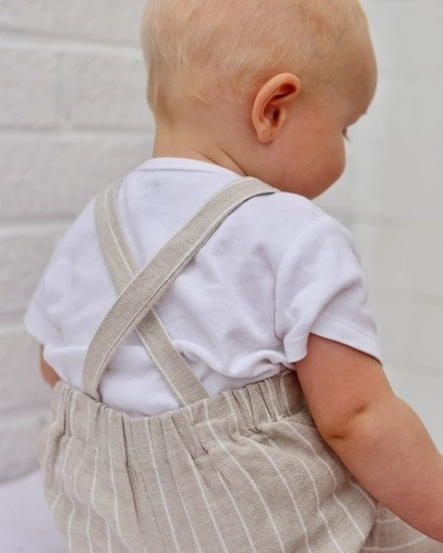 Makerist - Baby Dungarees by North Patterns - Sewing Showcase - 2