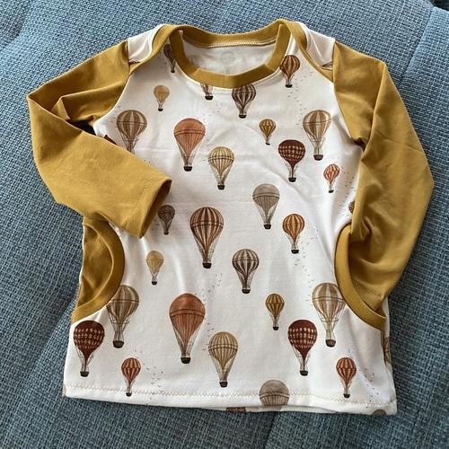 Makerist - Für einen Ballonliebhaber - Nähprojekte - 1