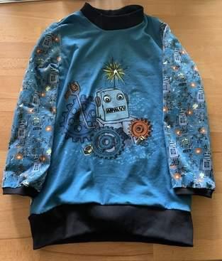Makerist - Sweatshirt aus Jersey für Sohn (7Jahre) - 1