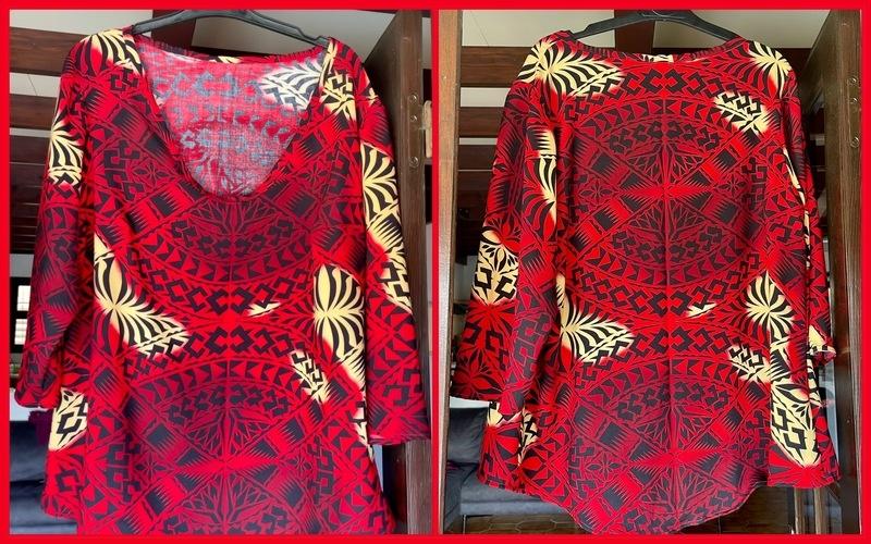 Makerist - Tunique Fara - Créations de couture - 1