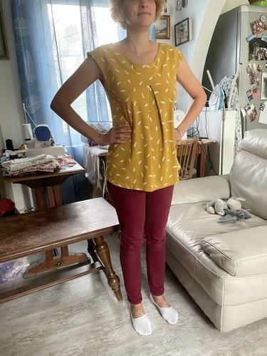 Makerist - Sunnyme moutarde - Créations de couture - 1