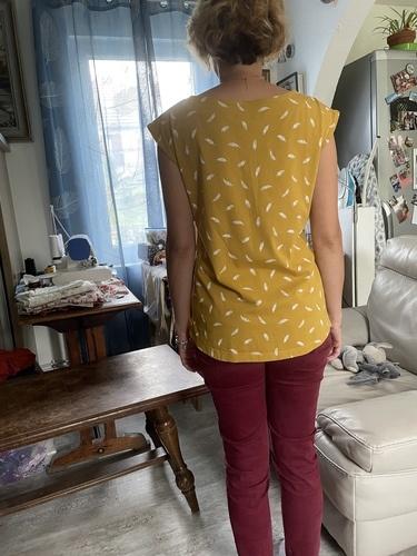 Makerist - Sunnyme moutarde - Créations de couture - 2