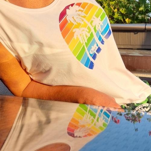 Makerist - Beach kann man immer nah  bei sich haben😉 - Textilgestaltung - 1