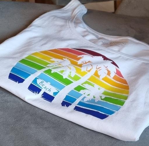 Makerist - Beach kann man immer nah  bei sich haben😉 - Textilgestaltung - 3
