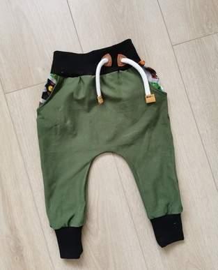 Makerist - Kuschelige Baggy pants aus Kuschelsweat und Jersey - 1