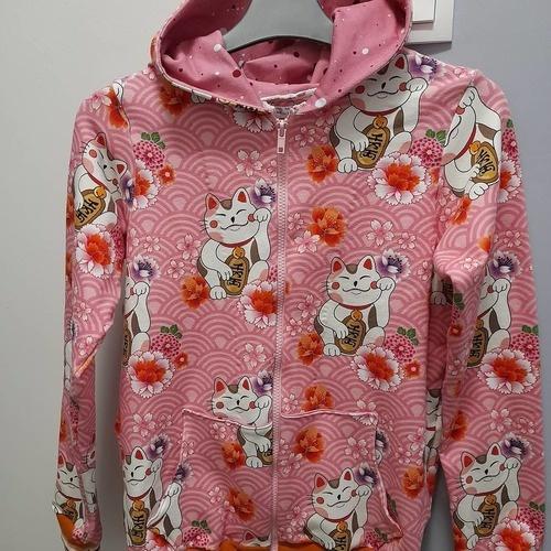 Makerist - Gilets et manteau pour ma petite fille - #makeristalamaison - 1
