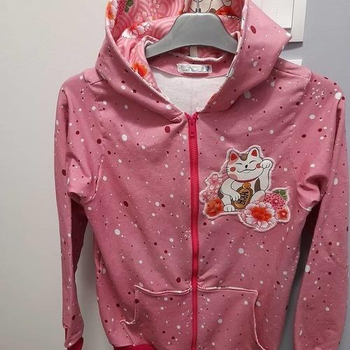 Makerist - Gilets et manteau pour ma petite fille - #makeristalamaison - 2