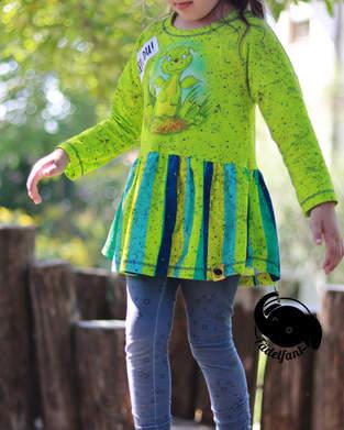 Makerist - Das Zauber-Mal-Shirt als Bluse - 1
