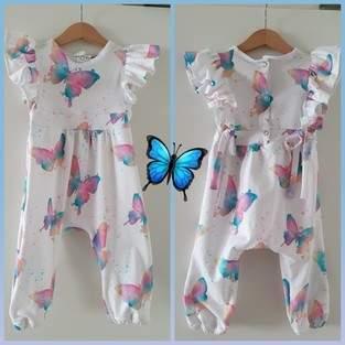 Makerist - Lovely Butterfly Jumpsuit - 1