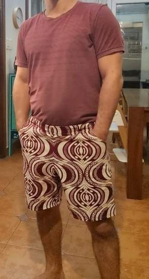Makerist - Short WILDE en wax - 1