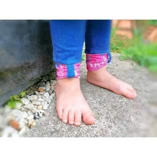 Makerist - Lütten Legs mit Schleifensaum  - 1