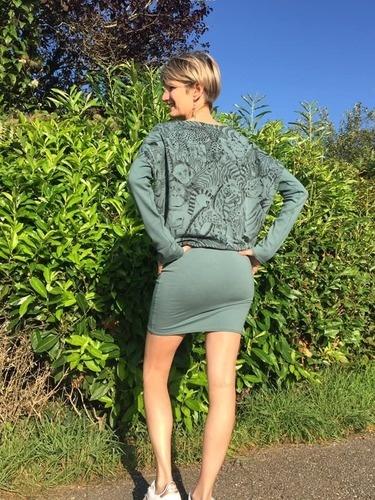 Makerist - Robe Zanka en Wild Animal SYAS - Créations de couture - 2