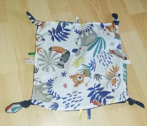 Makerist - Doudou lapinou - Créations de couture - 2