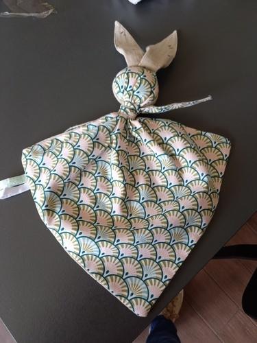 Makerist - Doudou lapin - Créations de couture - 1