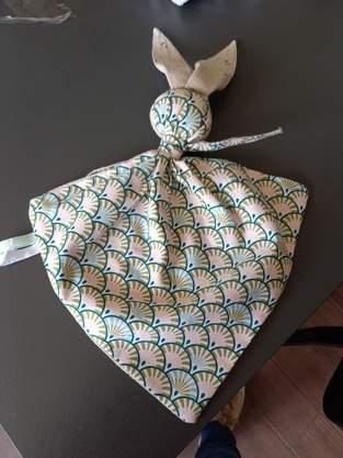 Makerist - Doudou lapin - 1