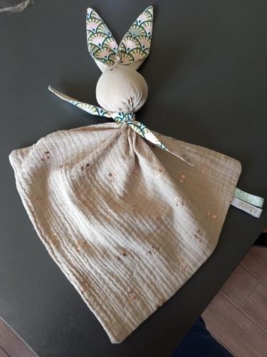 Makerist - Doudou lapin - Créations de couture - 2