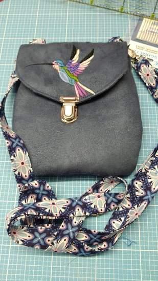 Makerist - Flach Tasch Walli - 1