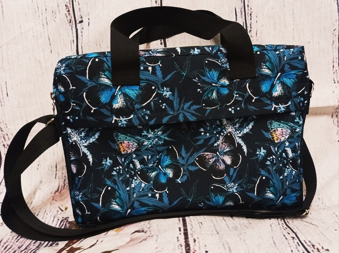 Makerist - Cali (laptop's bag) - Sewing Showcase - 1