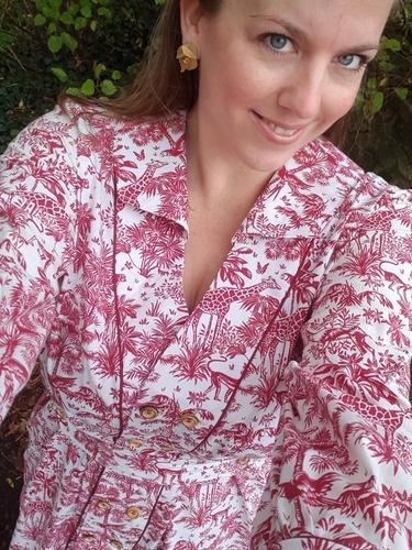 Makerist - Natal, ma version tropicale - Créations de couture - 1