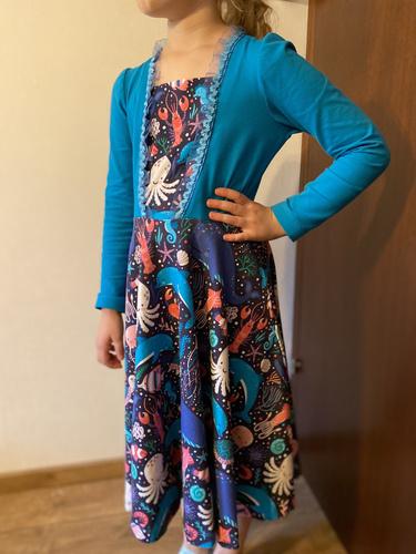 Makerist - Kleid Namu Wutzilla - Nähprojekte - 1