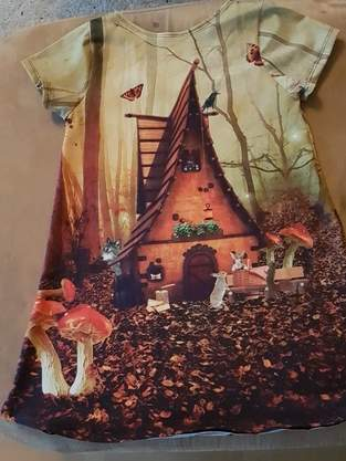 """Makerist - Phantastisches Herbstkleid Dank """"Sunny"""" - 1"""