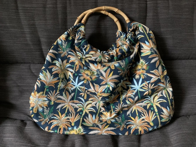 Makerist - Miss Marple's bag - Créations de couture - 1
