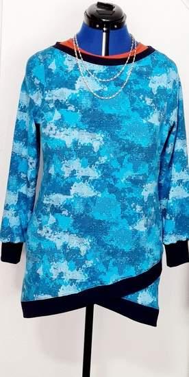 Makerist - Vokuhila Shirt - 1