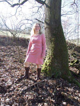 Makerist - Frau Fannie gestreift - 1