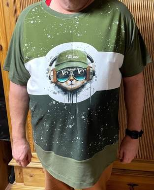 Makerist - Shirt Sleevio Kamikatze - 1