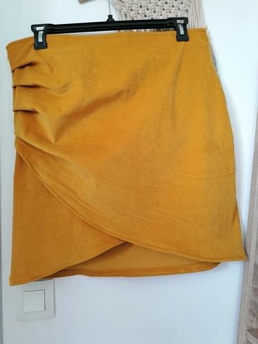 Makerist - Jupe Palma en velours - Créations de couture - 1