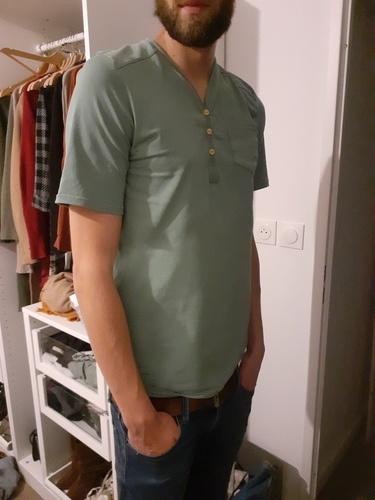 Makerist - T shirt bohème de Gaëlle couture - Créations de couture - 1