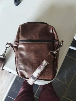 Makerist - Sacoche simili cuir  - 1