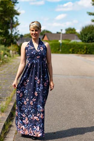 Makerist - Abendkleid OPAL aus Baumwolljersey - 1