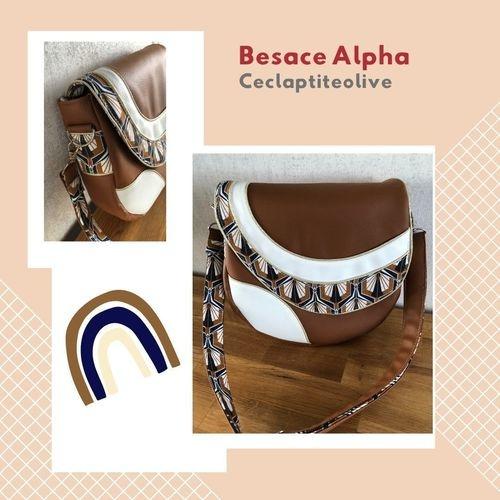 Makerist - Besace Alpha - Ceclaptitolive - Autres créations - 1