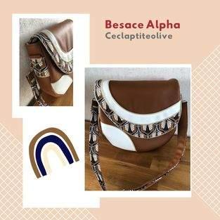 Makerist - Besace Alpha - Ceclaptitolive - 1