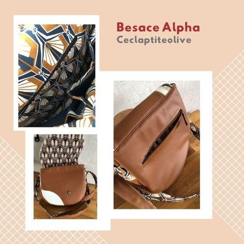 Makerist - Besace Alpha - Ceclaptitolive - Autres créations - 2