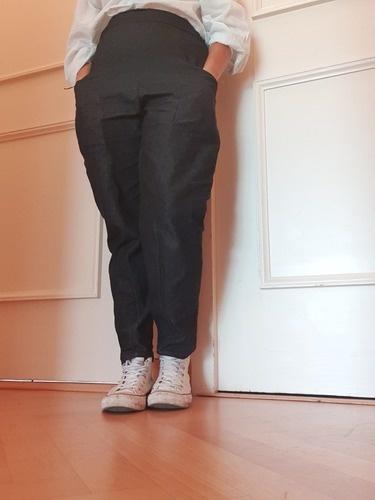Makerist - Pantalon pio - Créations de couture - 2