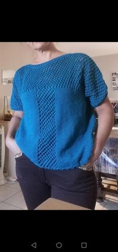 Makerist - Pull carla - Créations de tricot - 1