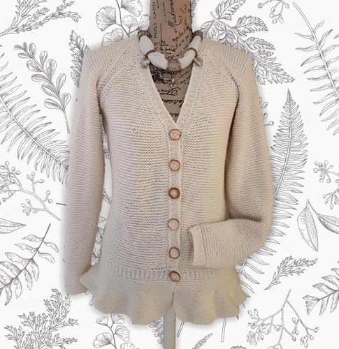 Makerist - Oh So Chic Cardigan - Knitting Showcase - 2
