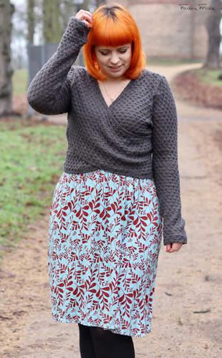 Makerist - Perfekt für den Herbst für alle Kleiderliebhaberinnen!  - 1